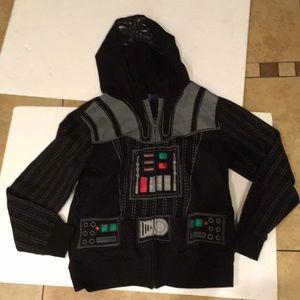 Star Wars hoodie jacket for kids